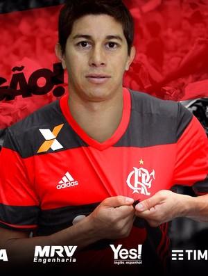 Conca é o novo reforço do Flamengo