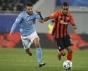Alex Teixeira quer se mudar para uma grande liga, diz treinador do Shakhtar