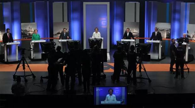 Em São Paulo, o tema virou munição na disputa entre os candidatos (Foto: Werther Santana/Estadão Conteúdo)