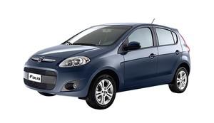 Fiat Palio (Foto: Autoesporte)
