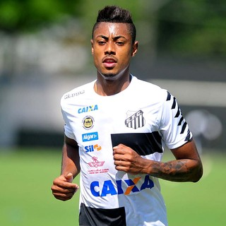Bruno Henrique - Santos (Foto: Ivan Storti/Santos FC)