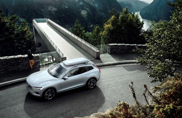 Volvo Concept XC Coupé (Foto: Divulgação)