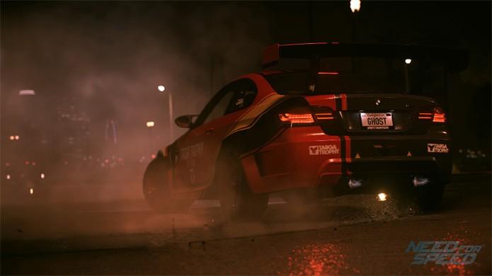 O reboot de Need for Speed traz mais modelos de carros da BMW, como o BMW M3 E92 (Foto: Divulgação/Electronic Arts)