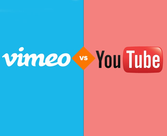Vimeo x YouTube: qual é o melhor serviço de vídeos (Foto: Arte/TechTudo)