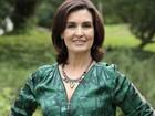 Escolha o look que Fátima Bernardes usará no aniversário do Encontro