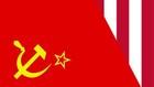 URSS e EUA em lados opostos durante a Guerra Fria (reprodução)