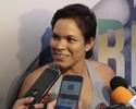 """Amanda rebate críticas de Bethe: """"Não foi campeã do UFC e nunca será"""""""