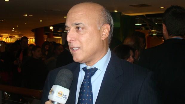 Gilmar Veloz, empresário de futebol (Foto: Divulgação)