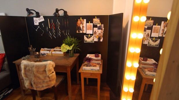 Olho mgico, quarto, multitarefas, home office (Foto: Divulgao/GNT)