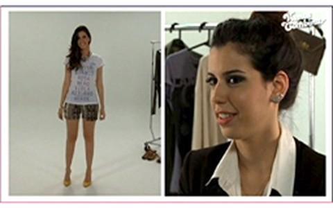 Blogueira Camila Coutinho cria quatro looks com uma única peça-desejo