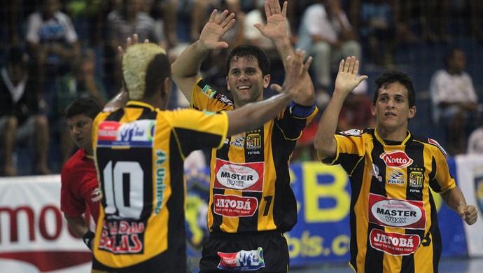 Tigre-PE está na final da Liga Nordeste (Foto: Zeroza Filho/CBFS)