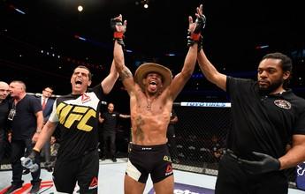 Cowboy tem atuação estratégica e domina Moontasri no UFC em Chicago
