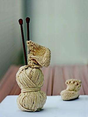 novelo de lã, aborto espontâneo (Foto: Renata Signore)