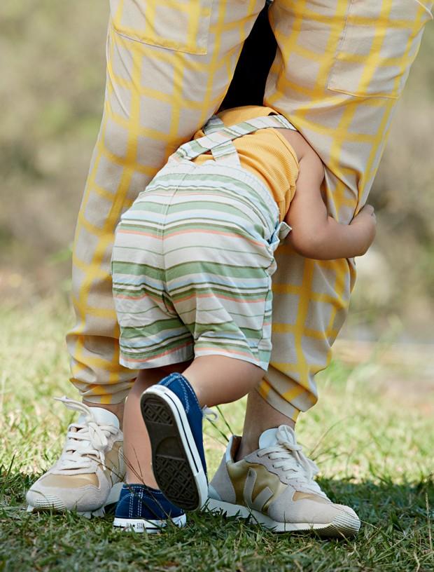 O que deixa seu filho tímido?  (Foto: Raquel Espírito Santo / Editora Globo)