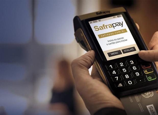 Banco lançou a Safrapay sem alarde (Foto: Divulgação)
