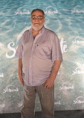 Walther Negrão, o autor da novela Sol Nascente (Foto: Globo / Estevam Avellar)