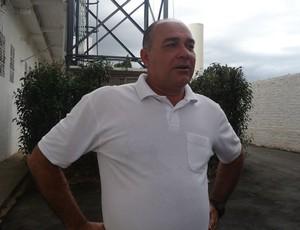 Ruy Scarpino assume no lugar de Márcio Goiano (Foto: Rafaela Gonçalves/GLOBOESPORTE.COM)