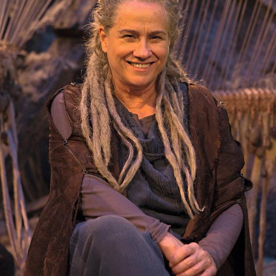 A atriz Vera Holtz  (Foto:  Divulgação)
