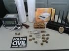 Jovem suspeito de integrar facção criminosa é detido em Uberaba
