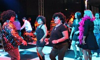 Studio Disco faz homenagem a Michael Jackson no AM; FOTOS (Indiara Bessa/G1 AM)