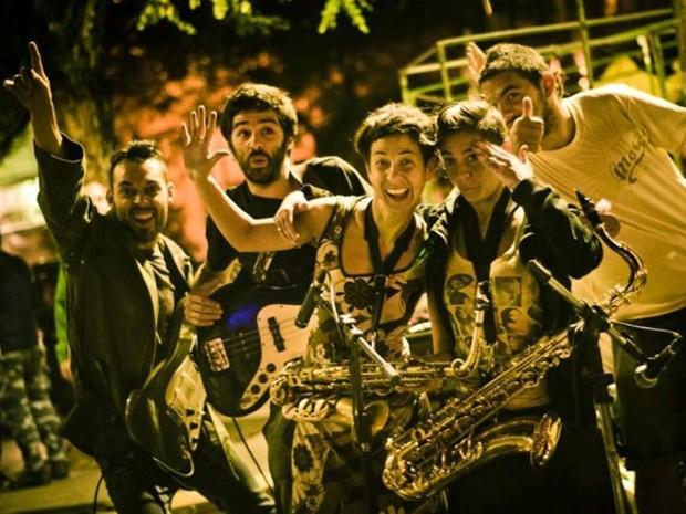 A banda argentina Pollera Pantalon também é um dos destaques da programação do Flaac (Foto: Divulgação)