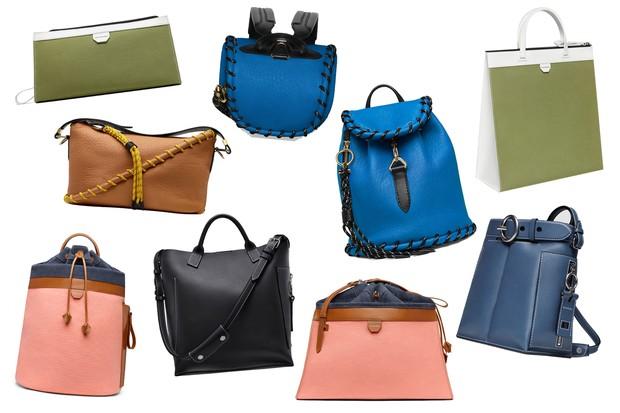 Acne Studios lança primeira coleção de bolsas (Foto: Reprodução)