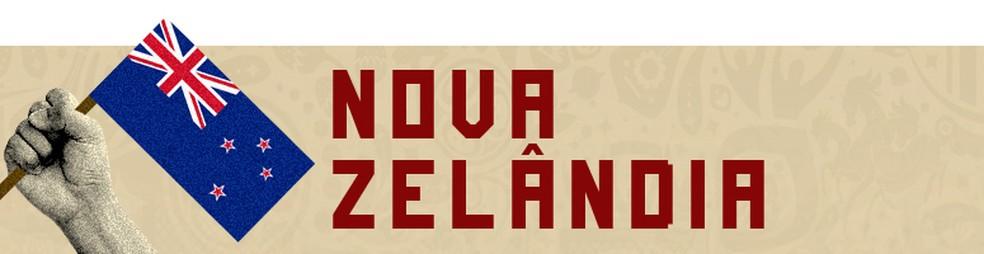 Nova Zelandia é atual campeã da Oceania (Foto: Infoesporte)