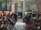 Turistas esticam estadia em Salvador (Reprodução/TV Bahia)