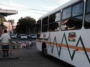 Segundo diretor da empresa, grupo que impede saída não é formado por funcionários (Foto: José Serafim/Divulgação Presidente Vargas)
