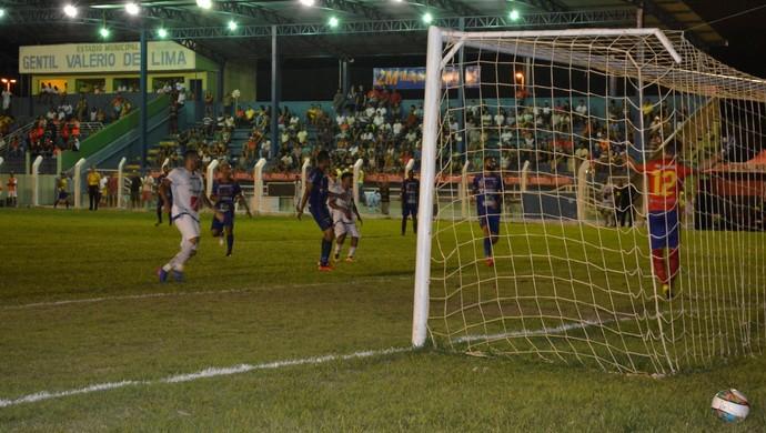 Ariquemes e Rondoniense (Foto: Jeferson Guedes)