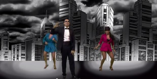 Novo clipe de Latino (Foto: Reprodução/Reprodução)