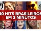 10 hits em 3 minutos: lembre músicas brasileiras mais tocadas de 2015