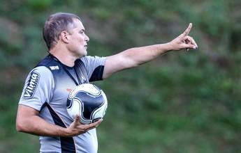 """Aguirre descarta time """"desligado"""" na quarta: """"Impossível. É Libertadores!"""""""