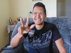 Após dois acidentes, jovem que perdeu visão sonha em se formar