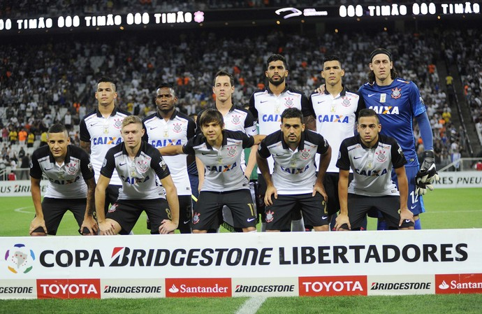 Corinthians Cobresal Libertadores (Foto: Marcos Ribolli)