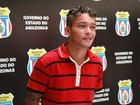 'Tentou estuprar minha mãe', diz suspeito de matar pintor em Manaus