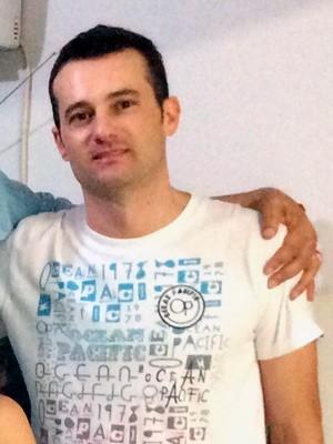 Cristiano está desaparecido há cerca de 20 dias (Foto: Arquivo pessoal)