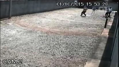 Vídeo mostra movimentação em motel antes da morte de ex-prefeito de Estrela do Norte