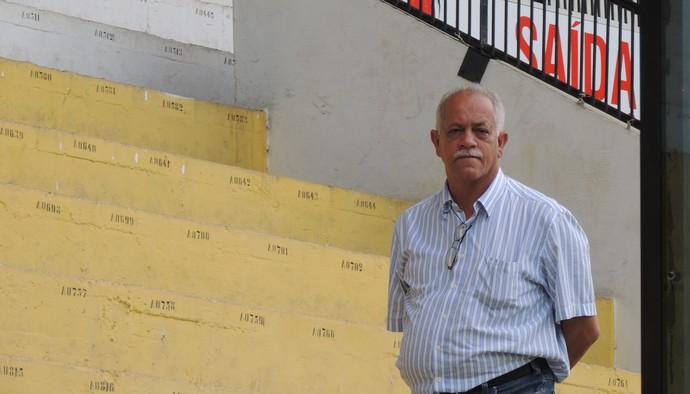 Raimundo Queiroz Criciúma executivo de futebol (Foto: João Lucas Cardoso)