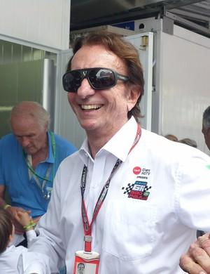 Emerson Fittipaldi Interlagos (Foto: Fred Sabino)