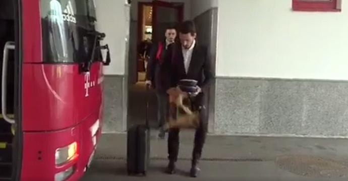 BLOG: Acidente de percurso: Hummels tem contratempo antes de encarar o Arsenal