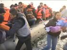 Mais de dez crianças morreram em naufrágios perto de ilha grega