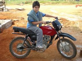 motociclista 70