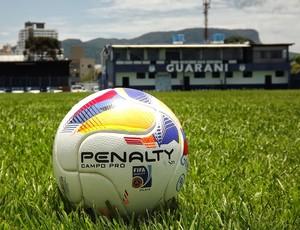 Bola Catarinense 2015 Guarani de Palhoça (Foto: Fernando Júnior / SER Guarani de Palhoça)