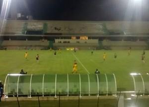 Estádio Walter Ribeiro, Sorocaba, Atlético Sorocaba, Oeste (Foto: Daniel Marques / GloboEsporte.com)