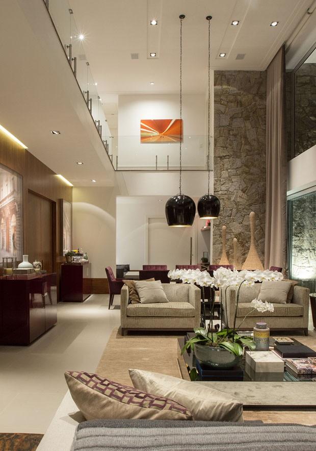 Receber amigos e os amigos deles casa vogue interiores for Iluminar piso interior