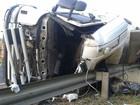 Motorista de caminhão morre após veículo tombar em Nova Granada