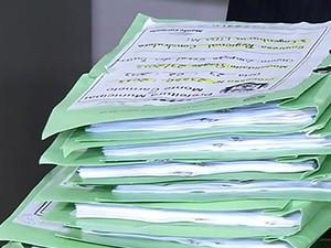 Prefeitura licitação em Monte Carmelo (Foto: Reprodução/TV Integração)