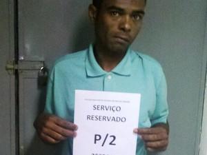 Bugika preso em Búzios (Foto: Digulgação/PM)
