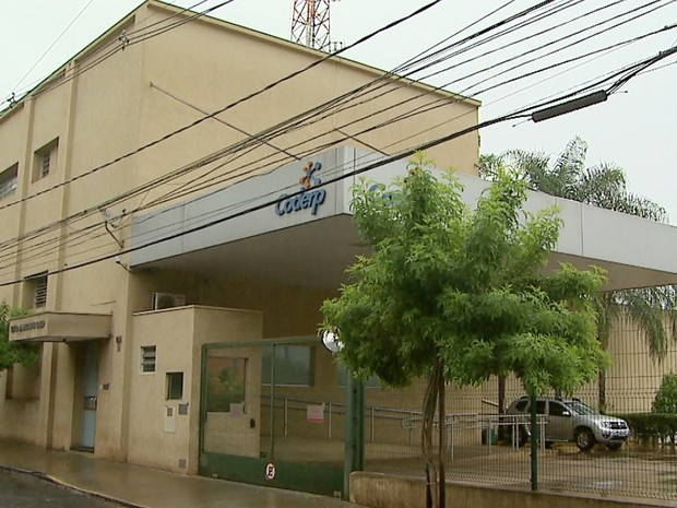 Sede da Companhia de Desenvolvimento de Ribeirão Preto (Foto: Reprodução/EPTV)